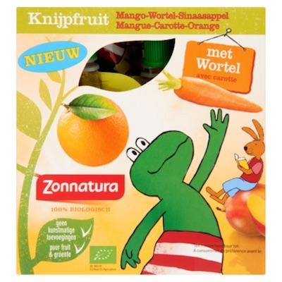 Trademarc Licensing kikker knijpfruit